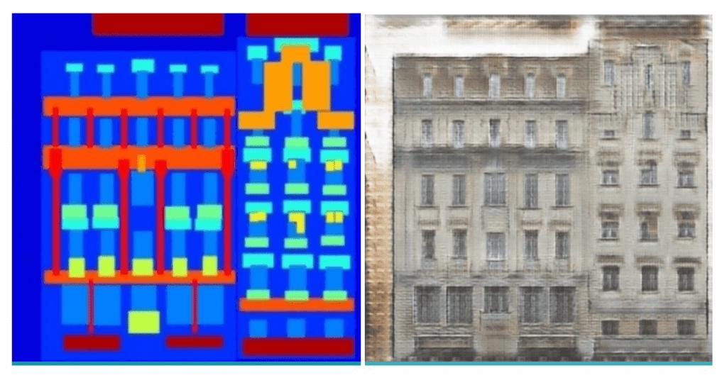 Pix2Pixを使った風景画像の生成 – Imaginary landscapes using pix2pix Imaginary landscapes using pix2pix