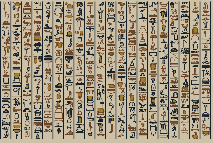 Learning to Draw: Generating Icons and Hieroglyphs