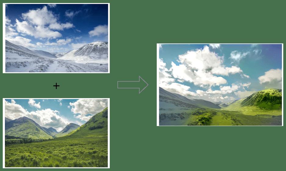写真のStyle Transfer- Deep Photo Style Transfer