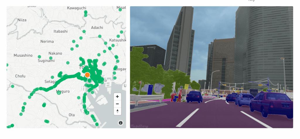 車載カメラ画像データセット – Mapillary Vistas Dataset